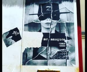 street art, amelie poulain, and paris montmartre image