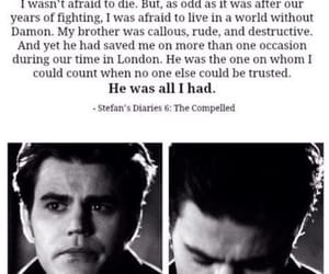 tvd, quotes, and stefan image