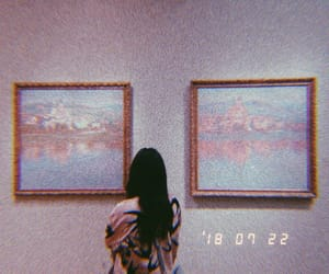 art, girl, and aesthetic image