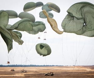 parachute and photography image