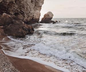 black sea, crimea, and sea image