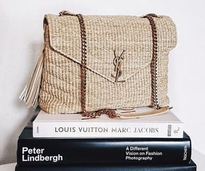 Yves Saint Laurent, yves saint laurent bag, and fashion image