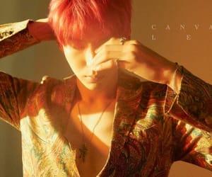 jung taekwoon, vixx leo, and jungle juice image