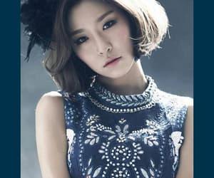 dalshabet, kaeun, and idol image