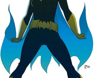 batgirl and dc comics image