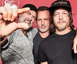 comic con, norman reedus, and series image