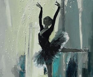ballet, beauty, and art image