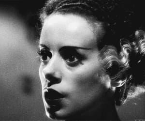 Bride of Frankenstein, gif, and Elsa Lanchester image