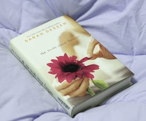 bibliophile, sarah dessen, and the truth about forever image