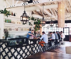 california, los angeles, and restaurant image