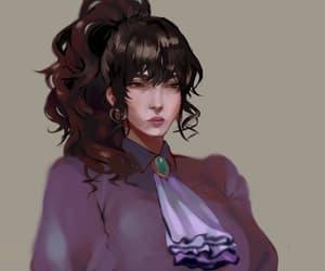 anime, my art, and umineko naku koro ni image