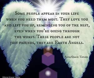 angel, people, and quote image