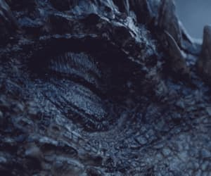 gif, game of thrones, and ice dragon image