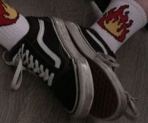 vans, aesthetic, and grunge image