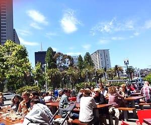 california, restaurant, and marketplace image