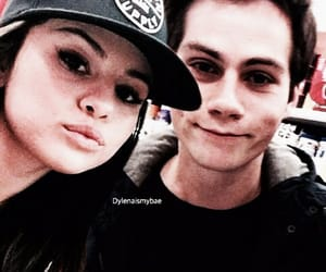 selena gomez, teen wolf, and dylan o'brien image
