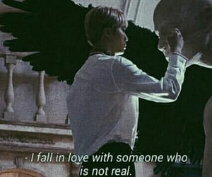bts, quotes, and aesthetic image