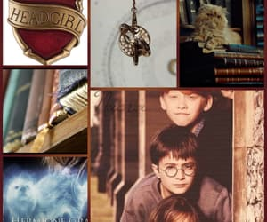 aesthetic, harry potter, and potterhead image