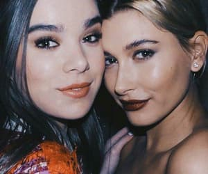 hailee steinfeld and hailey baldwin image