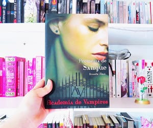 book, dampire, and books image
