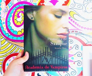 books, vampire academy, and richelle mead image