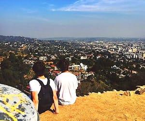 california, los angeles, and usa image