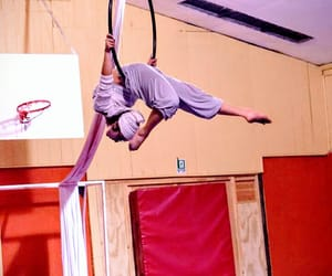 circus, contortion, and contortionism image