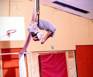 circo, circus, and contortion image