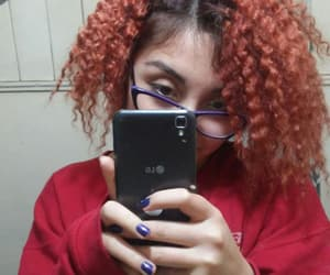 crazy, red hair, and me myself and i image