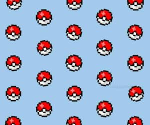 anime, pokemon, and wallpaper image