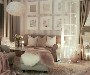 home decor, pillows, and grey image