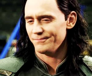 gif, tom hiddleston, and loki image