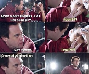 actor, coach, and teen wolf image