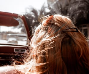 bliss, convertible, and girl image