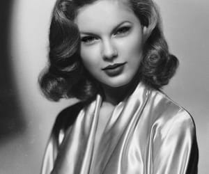 Lauren Bacall and hair image