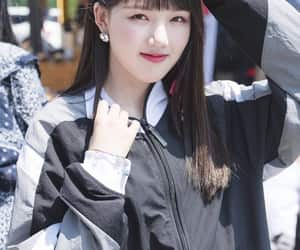 idol, jung yerin, and source music image