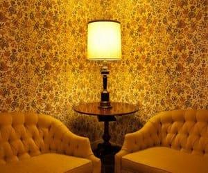 bright, lamp, and interior design image