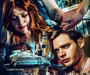 katherine mcnamara, shadowhunters, and dominic sherwood image