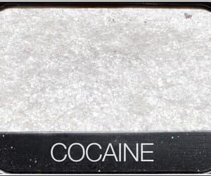 eyeshadow, makeup, and cocaine image