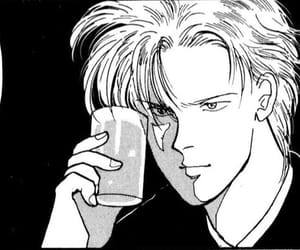 banana fish, ash lynx, and aslan callenreese image