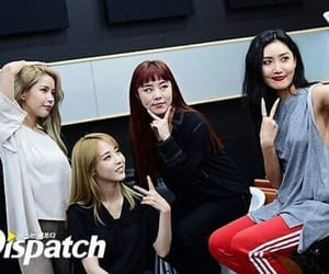 asian girls, friends, and girl group image