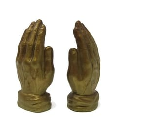 etsy, praying hands, and salt and pepper image