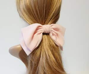 hairbow, style, and hairaccessory image