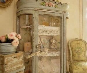 vintage and my style shabby chic image