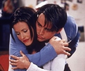 friends, Courteney Cox, and Joey image