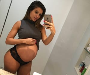 bump, pregnancy, and gravidas image