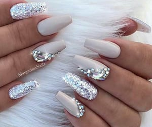 nails, nailart, and naildesign image