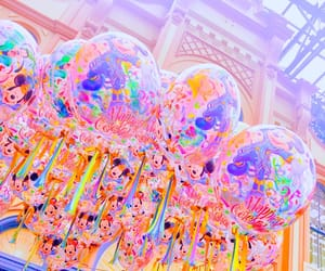 balloon, colorful, and disney image