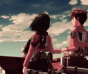 gif, shingeki no kyojin, and attack on titan image