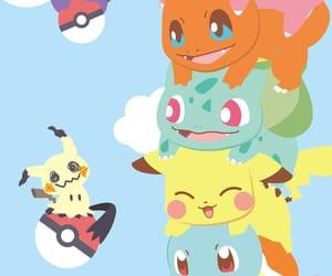 anime, game, and pokemon image